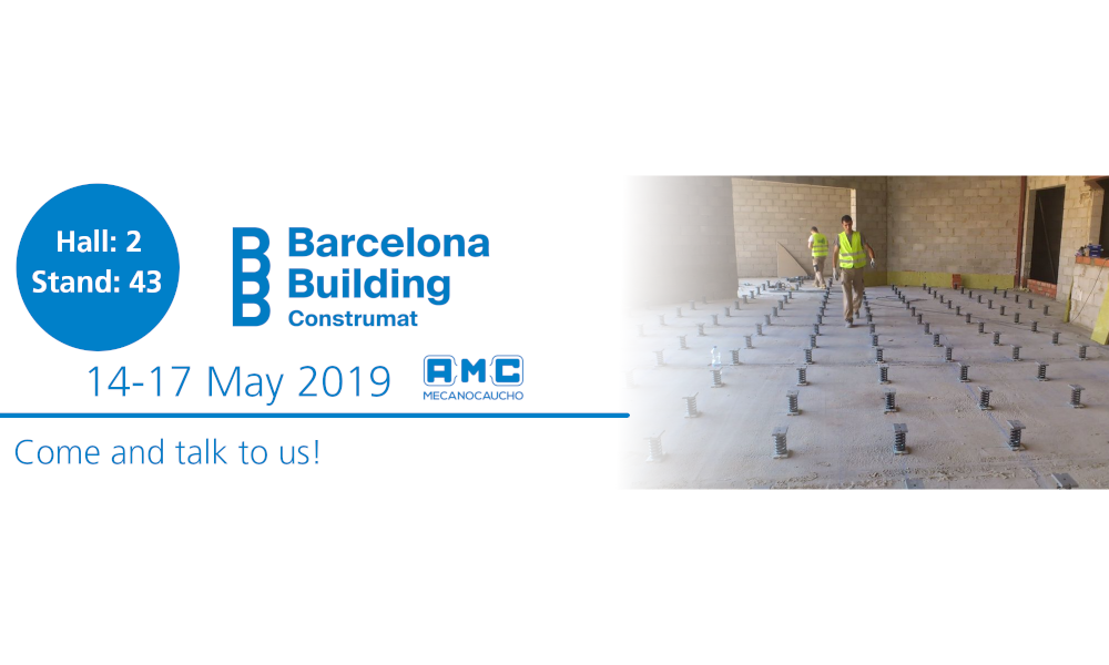 The trade fair Will be held from 14Th to 17Th May 2019 in barcelona.