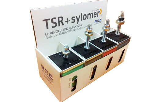 TSR Display (Ref: 755016)