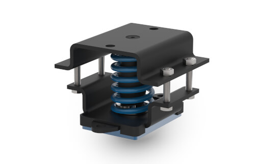 PS+SYLOMER® SPRING-MOUNTS