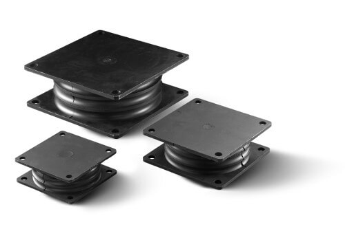 SH Anti vibration mounts
