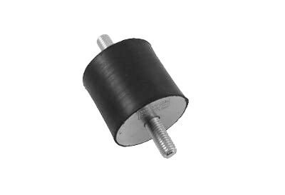 AMC MECANOCAUCHO® BOBBINS TYPE A STAINLESS STEEL