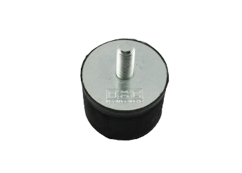 SIMPLE RUBBER BUFFERS AMC® TYPE D STAINLESS STEEL