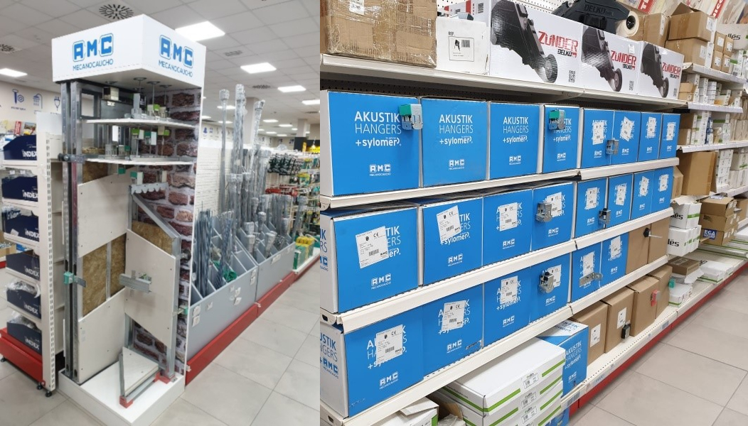 point of sale displays/boxes