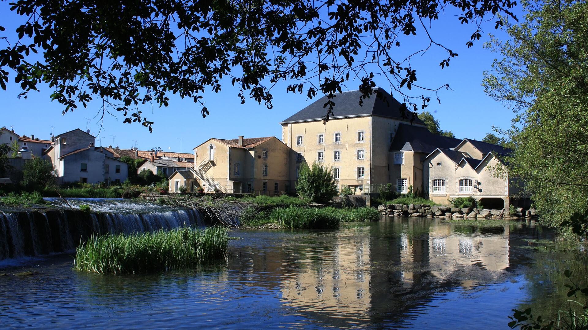 Moulin d'Anguitard.